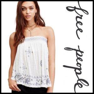 NWT Free People You Got It Bad Top